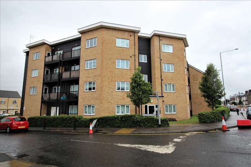 2 Bedrooms Apartment Flat for sale in Langton House, 753 London Road, West Thurrock