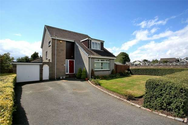 4 Bedrooms Detached House for sale in Blackbraes Way, Newmachar, Aberdeen