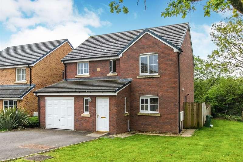 4 Bedrooms Detached House for sale in Dyffryn Y Coed, Church Village, Pontypridd