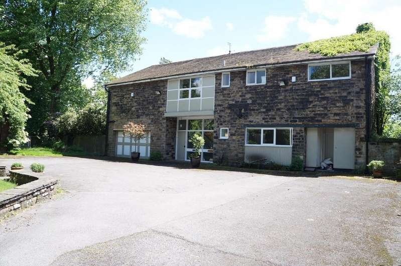 6 Bedrooms Detached House for rent in Chadwick Hall Road, Bamford