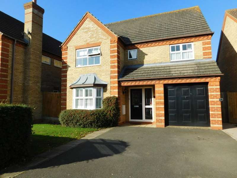 5 Bedrooms Detached House for sale in Overlord Close, Shefford, Beds SG17 5UT
