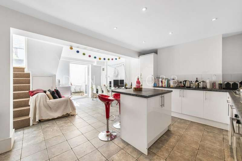 4 Bedrooms Terraced House for sale in Grange Road, SE1