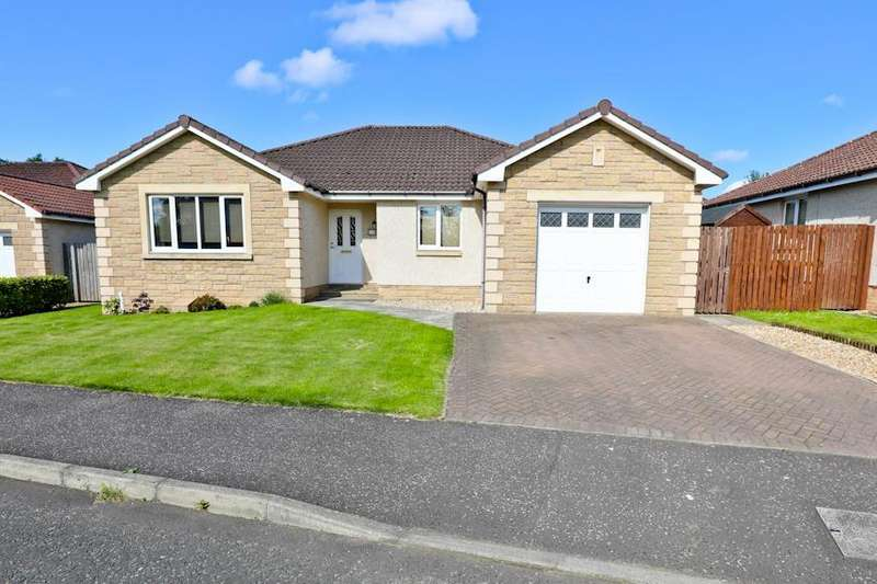 4 Bedrooms Detached Bungalow for sale in Braemar Gardens, Glenrothes