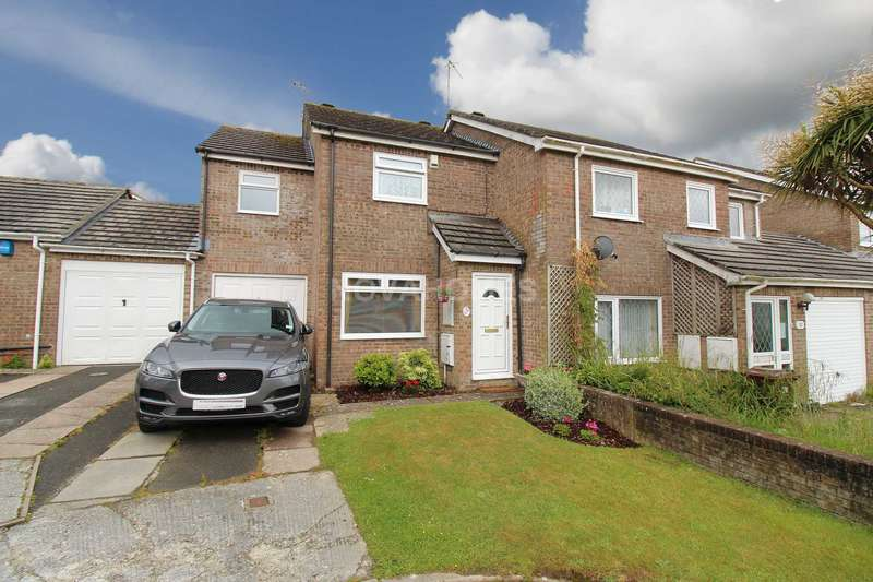 3 Bedrooms End Of Terrace House for sale in Penlee Park, Torpoint, PL11 2PZ