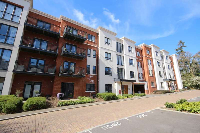 2 Bedrooms Apartment Flat for sale in London Road, Binfield