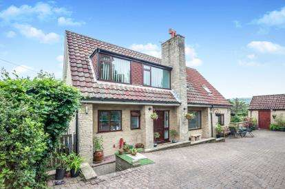 5 Bedrooms Detached House for sale in Orchard Road, Sleights, Whitby, North Yorkshire