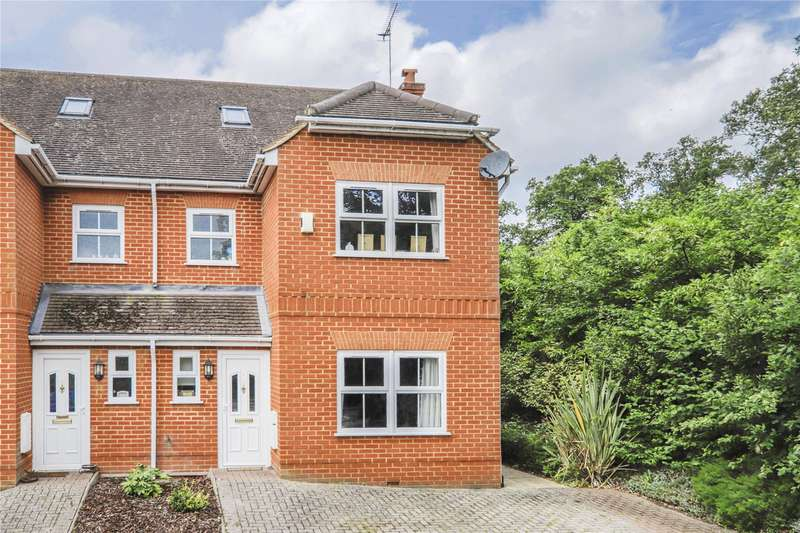4 Bedrooms Semi Detached House for sale in Windmill Cottages, Beehive Road, Binfield, Berkshire, RG12