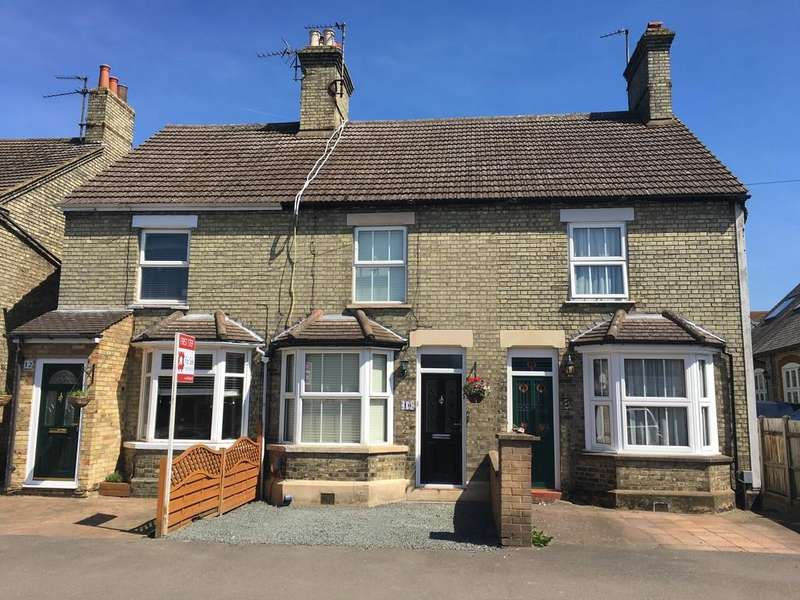 3 Bedrooms Terraced House for sale in High Street, Arlesey, Beds SG15 6RA