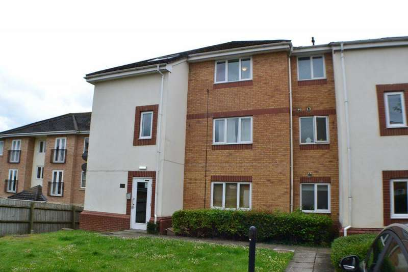 2 Bedrooms Flat for sale in Redshank Court Thatcham