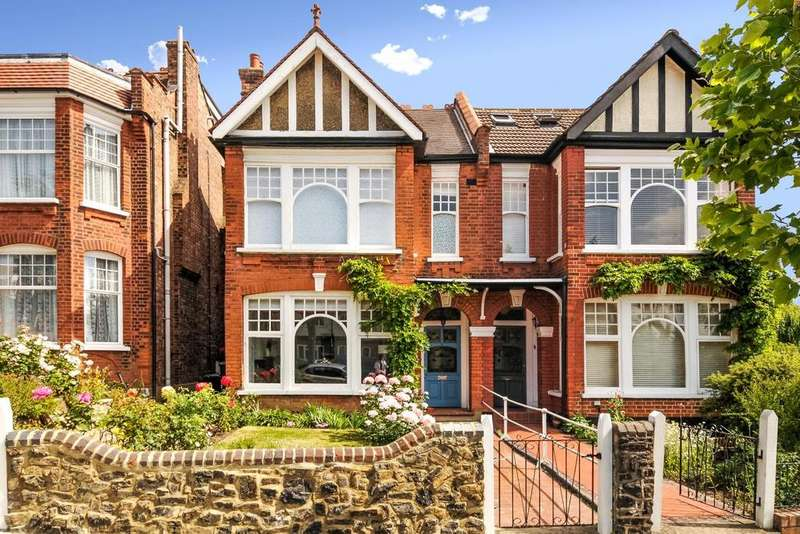 3 Bedrooms Semi Detached House for sale in Conway Road, Southgate