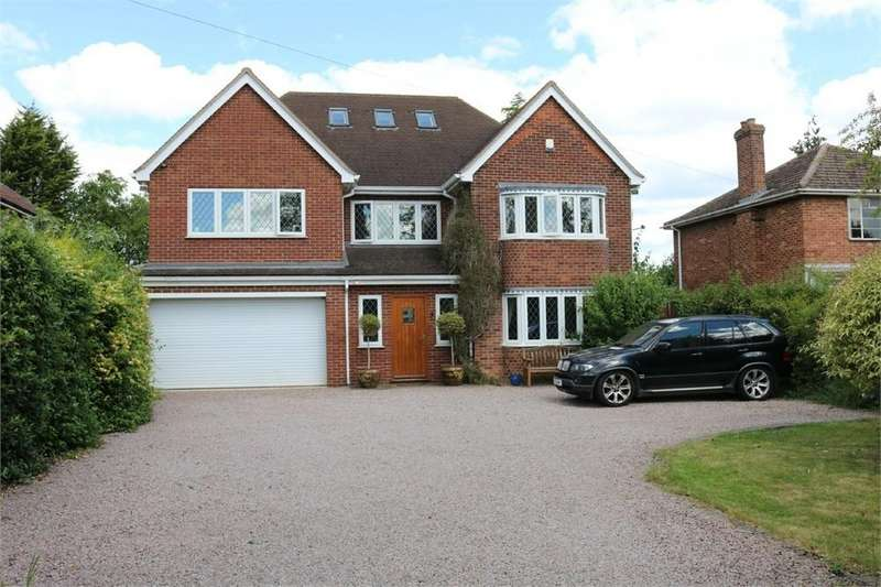 5 Bedrooms Detached House for sale in 11 Mill Drove, BOURNE, Lincolnshire
