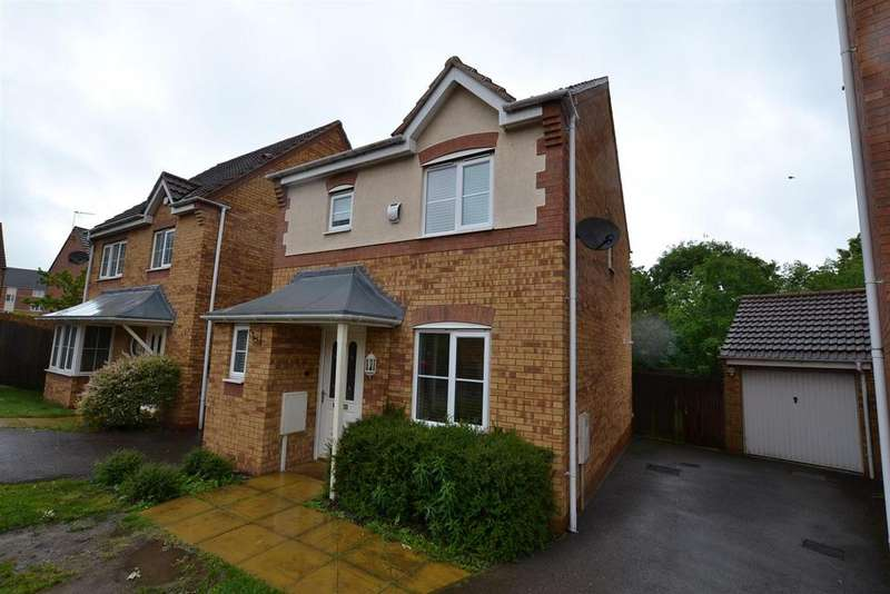 3 Bedrooms Detached House for sale in Wellingar Close, Thorpe Astley, Leicester