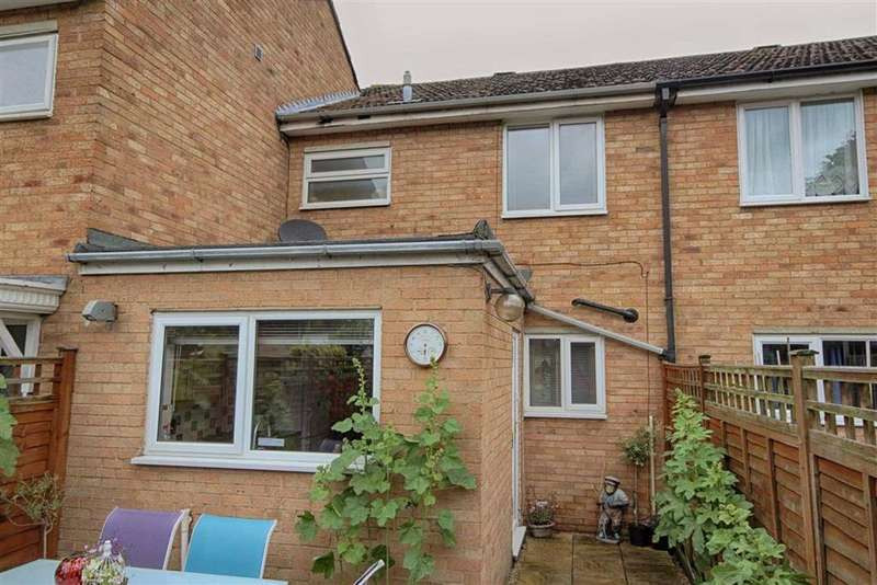 3 Bedrooms Terraced House for sale in Kingswood Close, Bishops Cleeve, Cheltenham, GL52