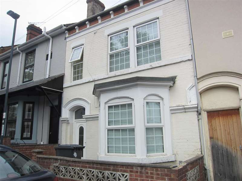 6 Bedrooms Terraced House for sale in Bailey Street, Derby
