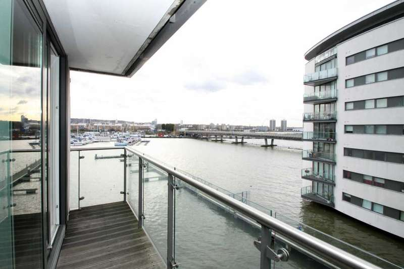 1 Bedroom Apartment Flat for sale in BASIN APPROACH, London