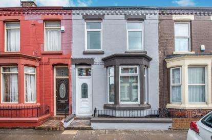 6 Bedrooms Terraced House for sale in Romer Road, Kensington, Liverpool, Merseyside, L6