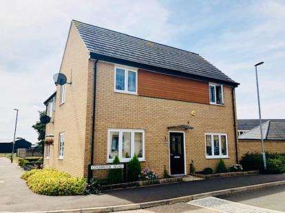 3 Bedrooms End Of Terrace House for sale in Colebrook Road, Huntingdon, Cambridgeshire