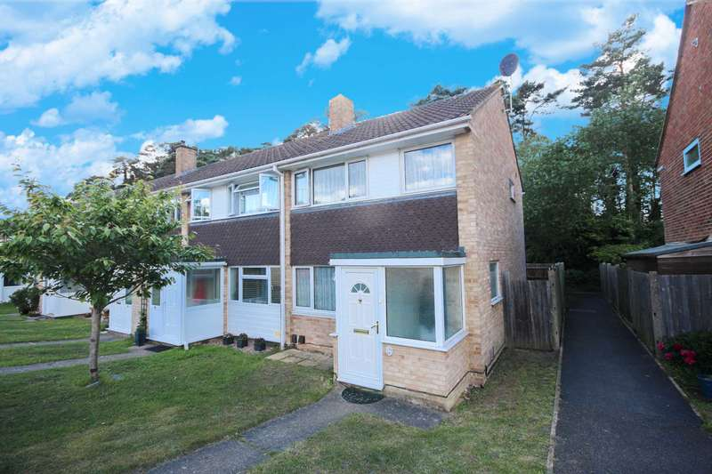 3 Bedrooms End Of Terrace House for sale in Brunswick, Bracknell