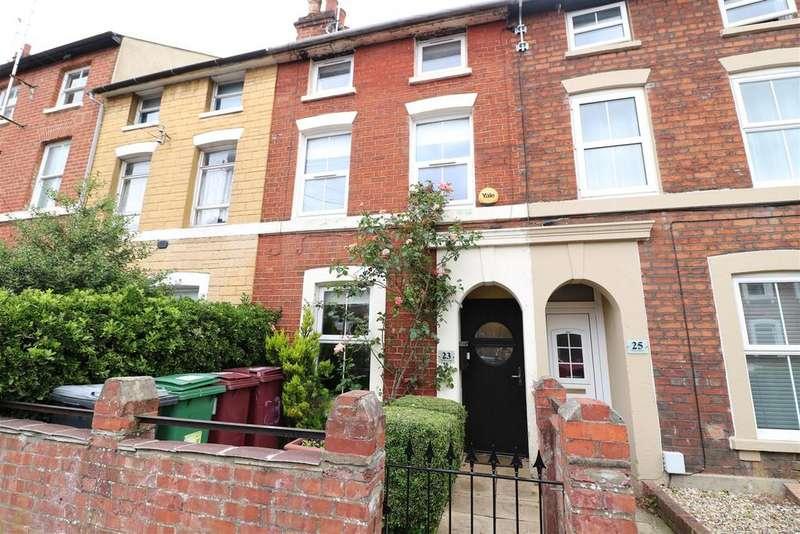 4 Bedrooms Terraced House for sale in Waylen Street, Reading