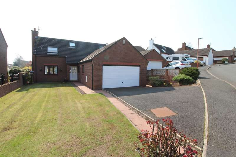 3 Bedrooms Detached House for sale in Seat Hill, Lazonby, Penrith, CA10