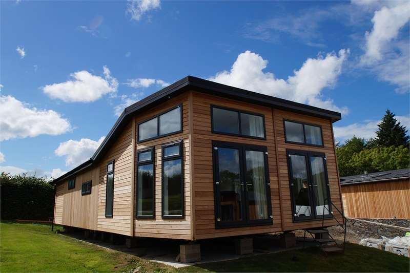 2 Bedrooms Park Home Mobile Home for sale in Cartmel Lodge Park, Cartmel, LA11