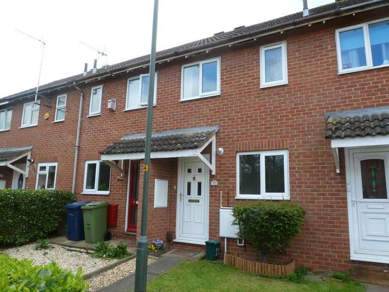 2 Bedrooms Terraced House for sale in Meadvale Close, Longford, Gloucester, GL2