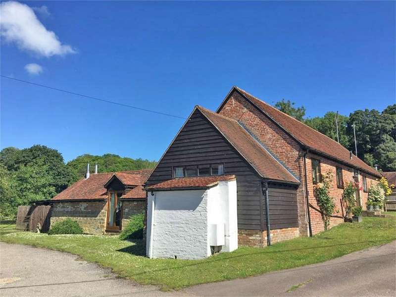 4 Bedrooms Detached House for sale in Peppering Eye, BATTLE, East Sussex