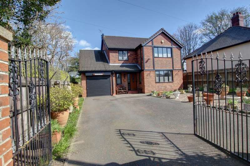 4 Bedrooms Detached House for sale in Hetton Road, Houghton Le Spring, DH5