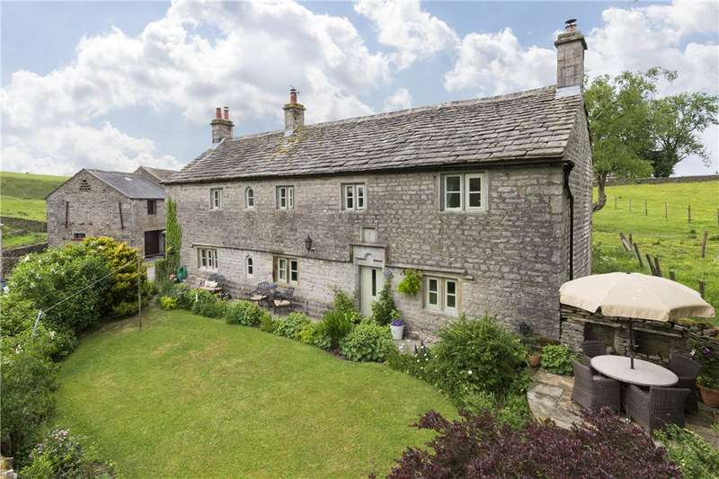 4 Bedrooms Unique Property for sale in Farther Rome, Giggleswick, Settle, North Yorkshire
