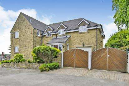 4 Bedrooms Detached House for sale in High Usworth, Washington, Tyne and Wear, NE37