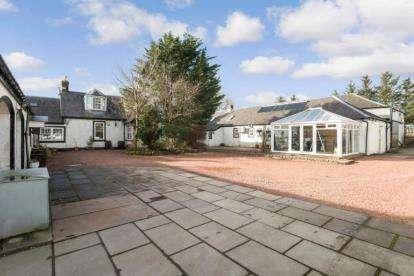 6 Bedrooms Detached House for sale in High Plewlands Farm, Strathaven, South Lanarkshire