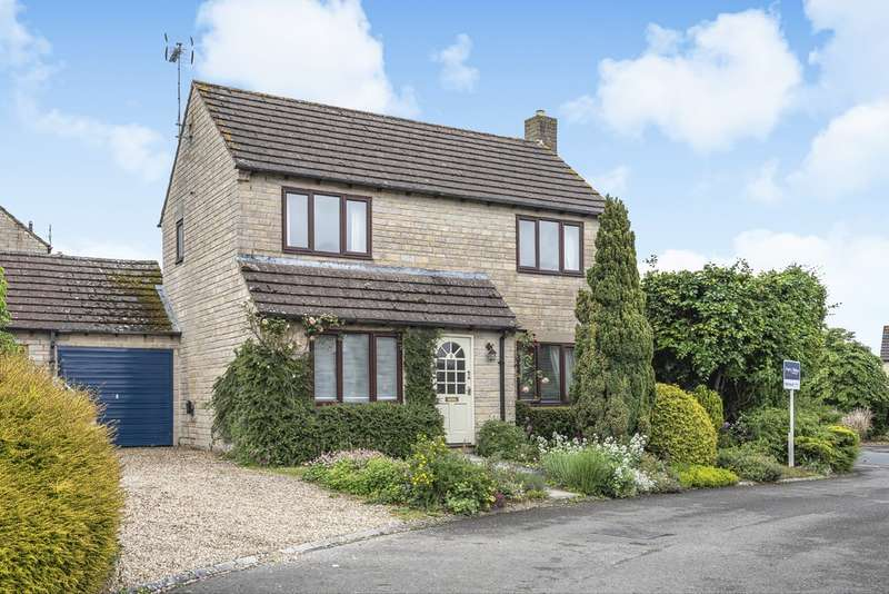 3 Bedrooms Semi Detached House for sale in Northleach