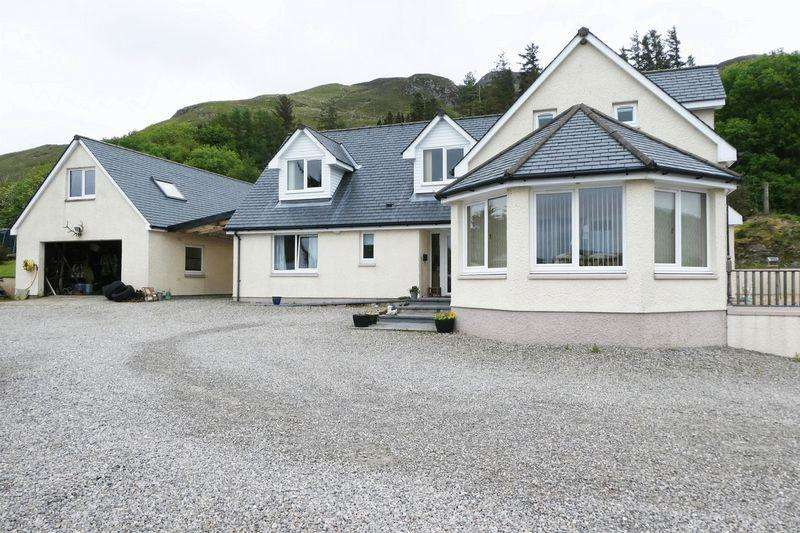 5 Bedrooms Detached House for sale in Dornie, Kyle