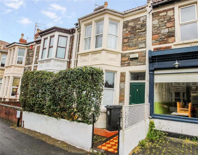 4 Bedrooms Terraced House for sale in Raleigh Road, Southville, Bristol, BS3