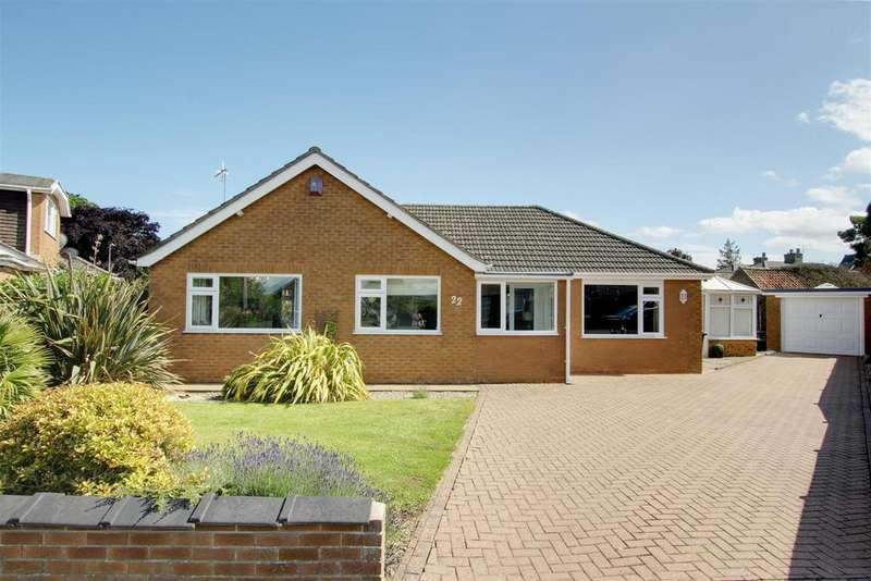 3 Bedrooms Detached Bungalow for sale in Coles Avenue, Alford