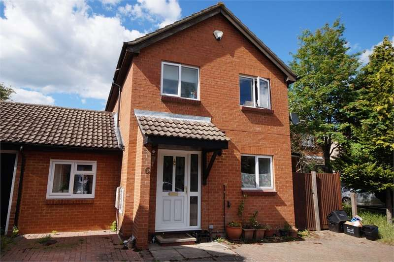 3 Bedrooms Link Detached House for sale in Whitestone Close, Lower Earley, READING, Berkshire