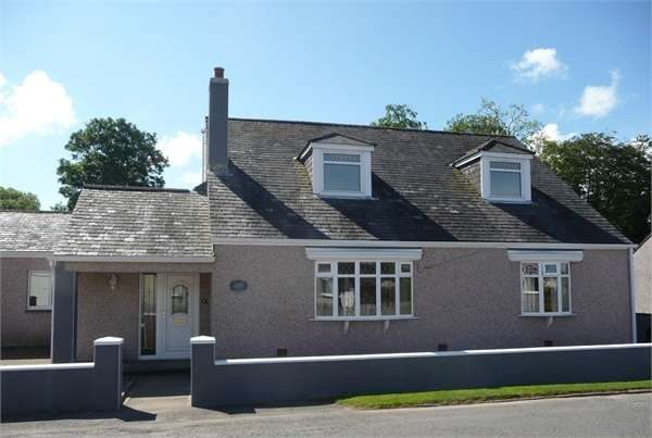 4 Bedrooms Detached House for sale in Thorn Cottage, Eaglesfield, Lockerbie, Dumfries and Galloway