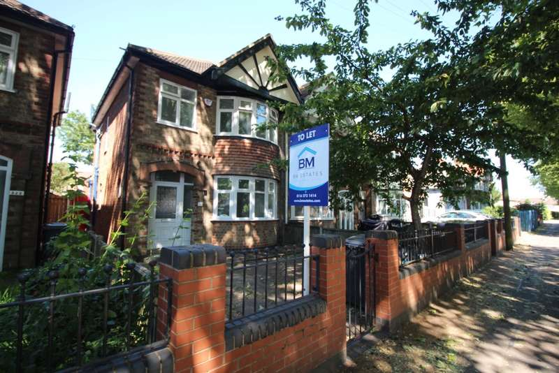 3 Bedrooms Semi Detached House for rent in Abbey Lane, Leicester, LE4