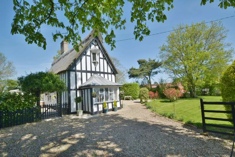 3 Bedrooms Detached House for sale in Station Road, Alburgh