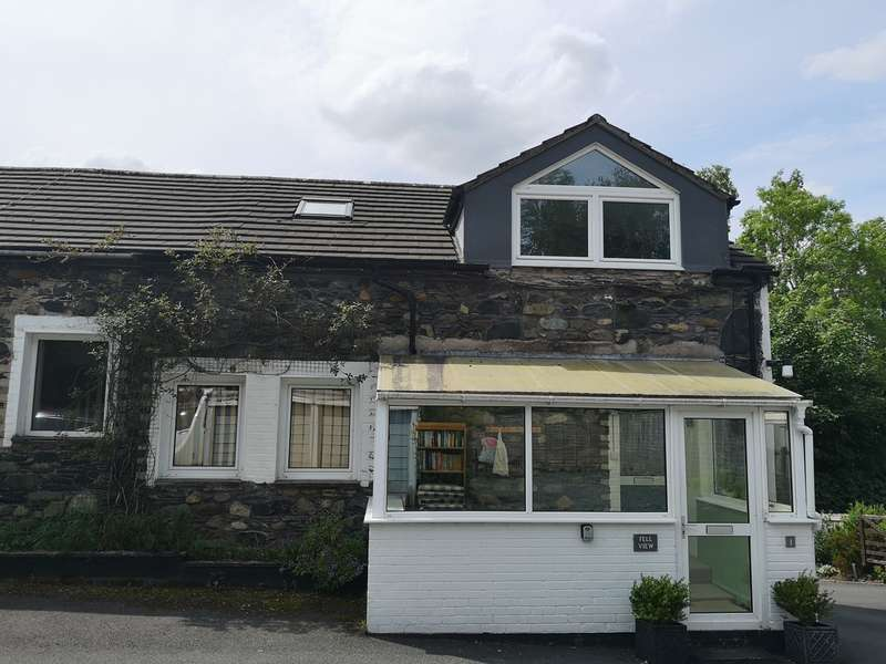 3 Bedrooms End Of Terrace House for sale in 1 Markholme Cottages, Crosthwaite Road, KESWICK, CA12