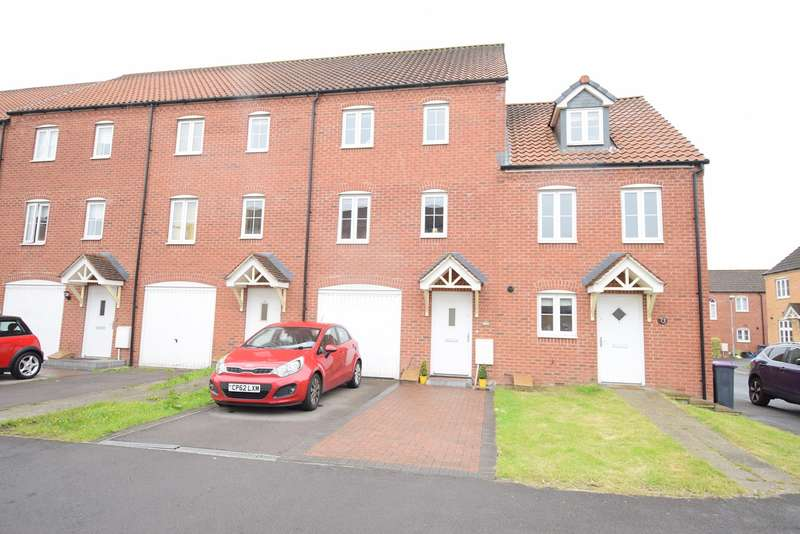 3 Bedrooms Town House for sale in Blaen Bran Close, Cwmbran, NP44