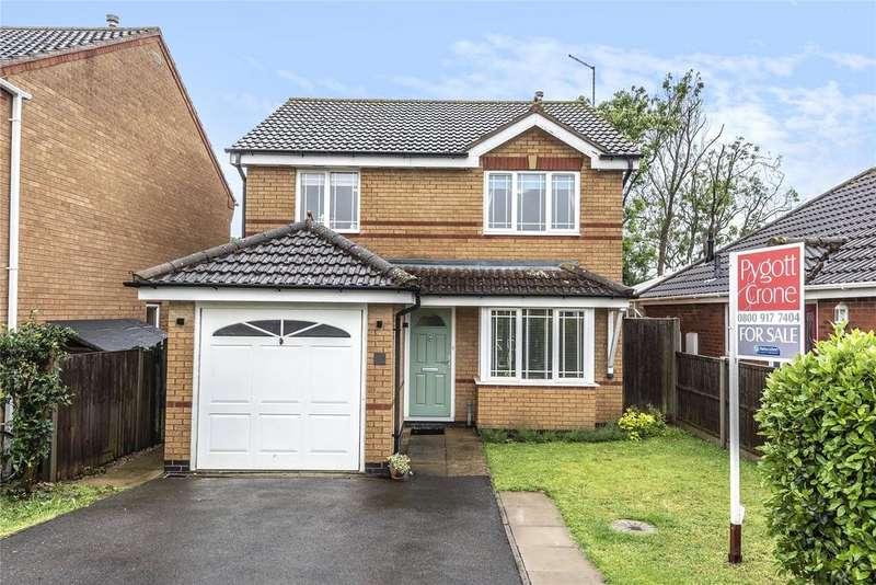 3 Bedrooms Detached House for sale in Bede Close, Quarrington, NG34