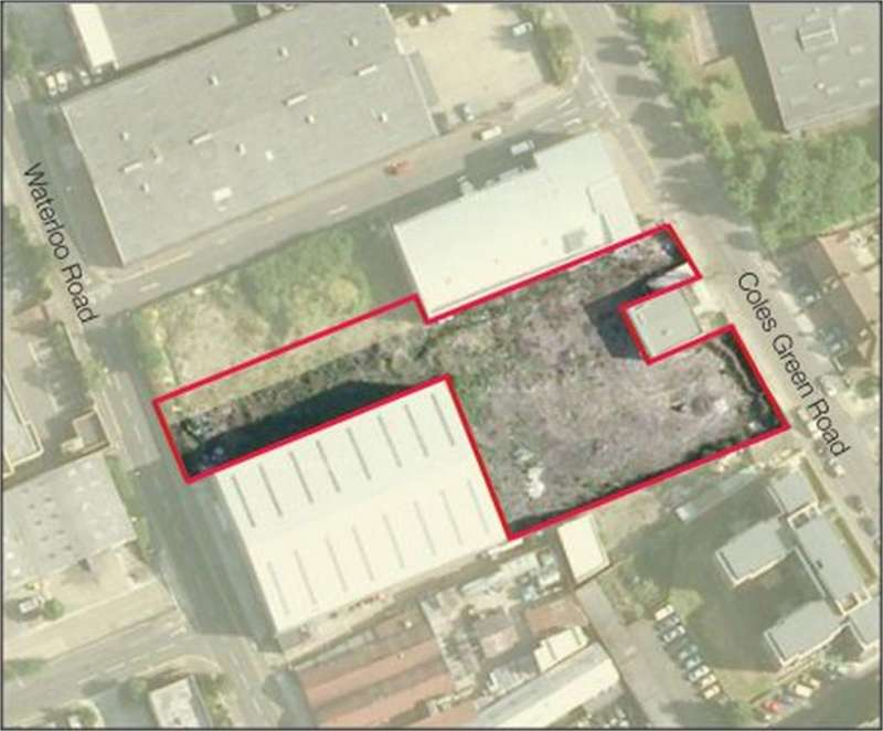 Land Commercial for sale in London, NW2