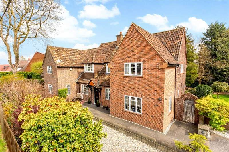 5 Bedrooms Unique Property for sale in Thornford Road, Headley, Thatcham, Berkshire, RG19
