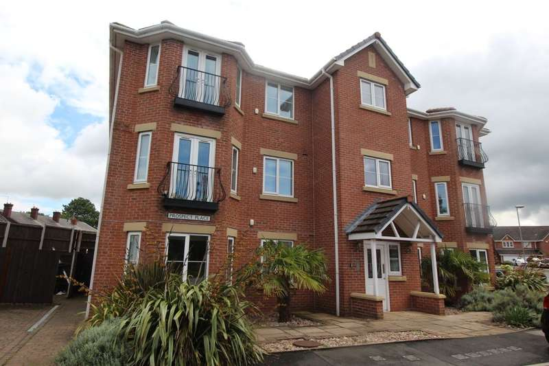 2 Bedrooms Flat for sale in Prospect Place, Bury, BL9