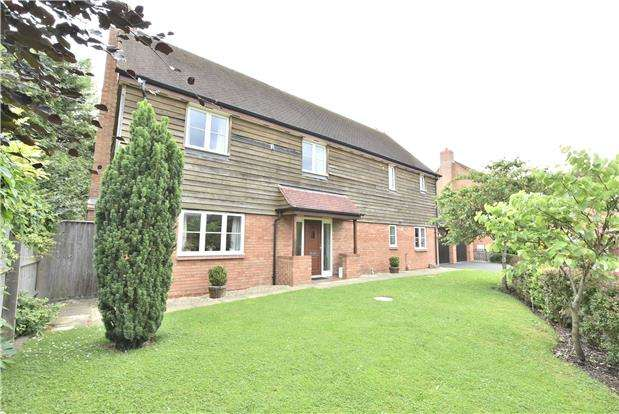 4 Bedrooms Detached House for sale in Millers Court, Stoke Orchard, GL52