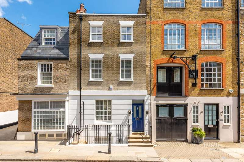 4 Bedrooms Terraced House for sale in Old Church Street, Chelsea, SW3
