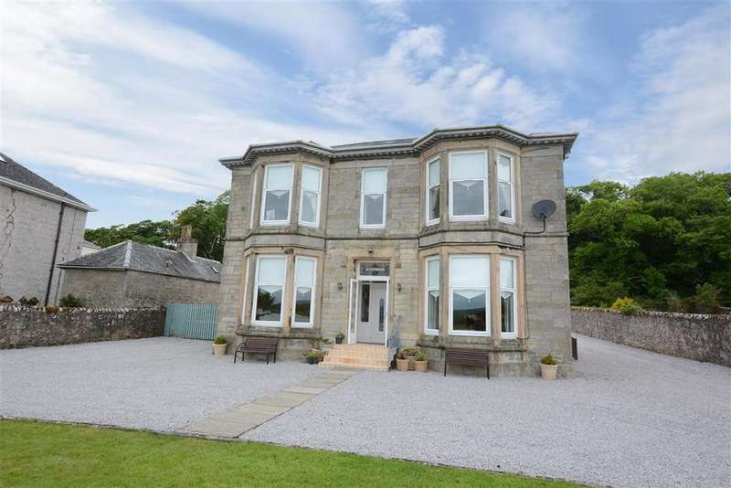 5 Bedrooms Detached Villa House for sale in Millerston, 29 West Bay, Millport, KA28 0HA