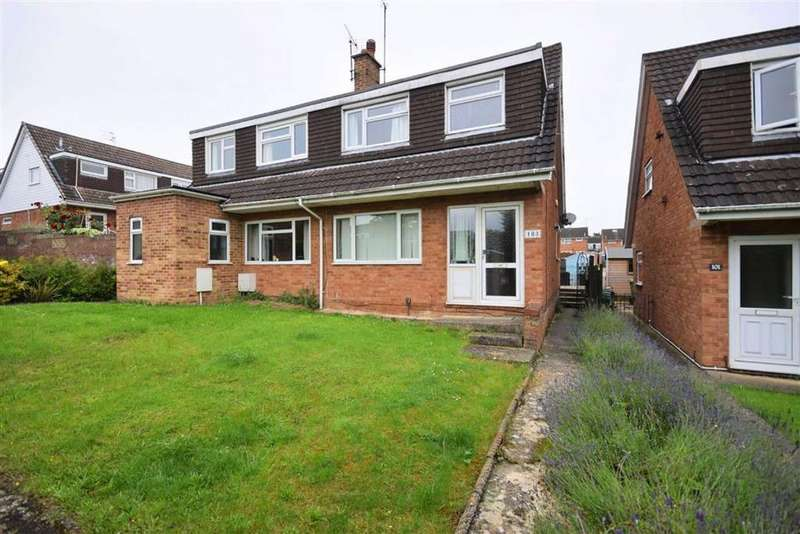 3 Bedrooms Semi Detached House for sale in Mandarin Way, Cheltenham, Gloucestershire