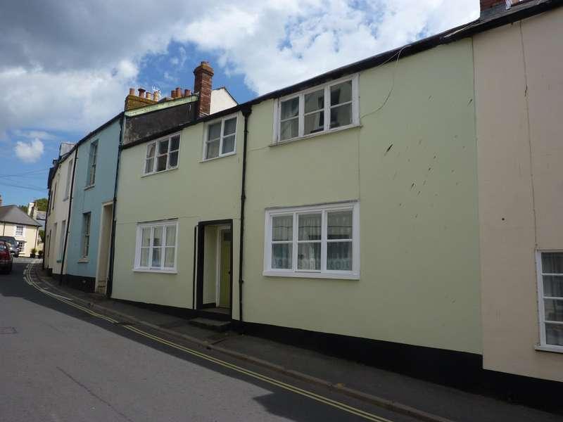 3 Bedrooms Property for sale in Church Street, Lyme Regis